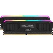 BLM2K16G40C18U4B [Ballistix Max 2x16GB (32GB Kit) DDR4 4000MT/s CL18 Unbuffered DIMM 288pin Black]