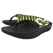 [正規輸入販売店]OOriginal Sport 5020031 76 Yellow Stripes White 23cm(M4/W6) [スポーツサンダル ユニセックス]