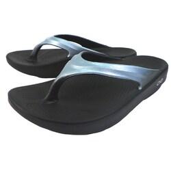 [正規輸入販売店]OOlala 5020050 03 Metallic Blue 23cm(M4/W6) [スポーツサンダル ユニセックス]