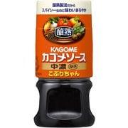 カゴメ醸熟ソース こぶりちゃん 中濃 160ml