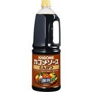 カゴメ醸熟ソース 手付パック とんかつ 1.8L