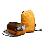 W-FACE スタッフバッグ 3 US006ORN オレンジ [アウトドア系 スタッフバッグ]