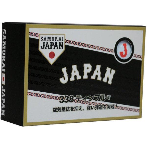 SJBA-0759 [SAMURAI JAPAN ゴルフボール]