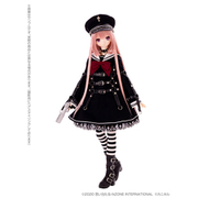 ブラックレイヴン Lilia リリア 拘束聖少女~コウソクセイントガール~ [1/3スケール 塗装済み可動フィギュア]