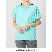 410-616 SAX L [軽量スムース半袖Tシャツ]