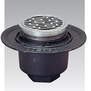 D-5BS 防水用床排水トラップ・普及型