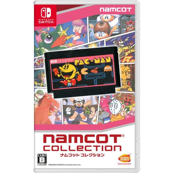 ナムコットコレクション [Nintendo Switchソフト]