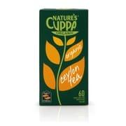 NC060CE [ネイチャーズカッパ セイロン 132g (2.2g×60ティーバッグ) カフェインレス]