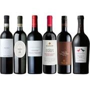 イタリア銘醸地 赤ワイン 6本セット イタリア [ワイン]