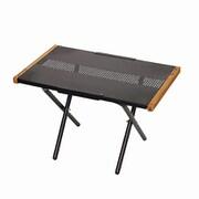 WE23DB39 [HEAT-RESISTANT SIDE TABLE + ブラック]
