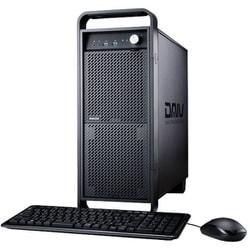 PCMIDV97G206S20C [デスクトップパソコン/Core i7 9700/メモリ 16GB/M.2 SSD 512GB (NVMe対応)/HDD 2TB/GeForce RTX 2060 SUPER /Windows10 Home 64bit]