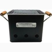 SLW195 BBQ STOVE ALTA S BLACK [スロウワー SLOWER バーベキュー コンロ 卓上 焚き火台 コンパクト タイプ S 1人~2人用]