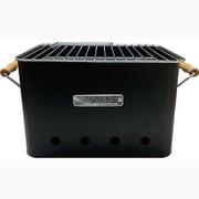 SLW197 BBQ STOVE ALTA L BLACK [スロウワー SLOWER バーベキュー コンロ 卓上 焚き火台 コンパクト タイプ L 2人~4人用]
