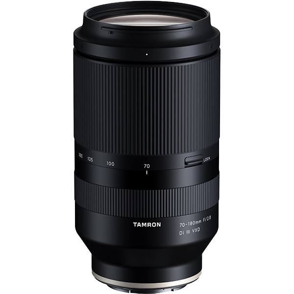 70-180mm F2.8 DiIII VXD(A056SF) [70-180mm F2.8 ソニーEマウント 35mmフルサイズ対応]