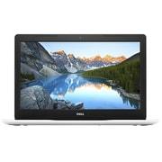 NI335L-AHHBW [Inspiron 15 3593/15.6インチノートパソコン/第10世代インテル Core i3-1005G1 プロセッサー/メモリ 4GB/SSD(PCIe) 256GB/Windows 10 Home 64ビット/Office Home&Business 2019/ホワイト]