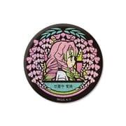 VETCOLO 鬼滅の刃 グリッター缶バッジ 09.甘露寺蜜璃 [キャラクターグッズ]
