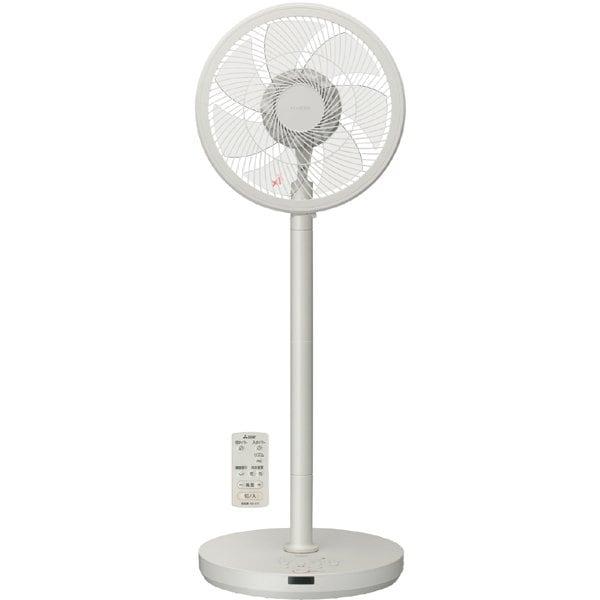 R30J-DMY-H [サーキュレーションDC扇風機 SEASONS(シーズンズ) リモコン付き モルタルホワイト]