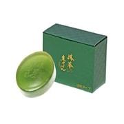 美香柑 抹茶の生せっけん 固形タイプ 90g [洗顔石鹸]