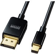 KC-DPM14020 [ミニ-DisplayPort変換ケーブル 2m(Ver1.4)]