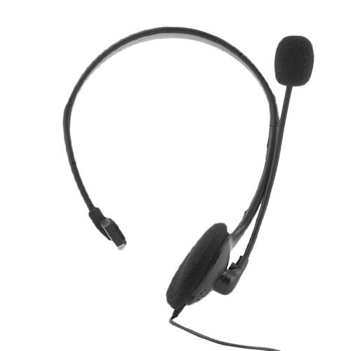 HDS-35 [3.5mmヘッドセット 片耳タイプ]