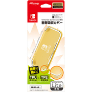 Nintendo Switch Lite専用衝撃吸収カバー クリア