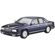 ザ・モデルカー No.122 ニッサン Y32 シーマ タイプIII リミテッド L AV '91 [1/24スケール プラモデル]