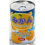 フルーツ缶詰 みかん 4号 425g