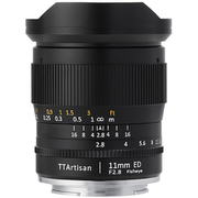 TTArtisan L11mm/f2.8 Fisheye BK [11mm/F2.8 ライカLバヨネットマウント]