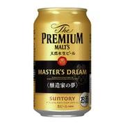限定 ザ・プレミアム・モルツ マスターズドリーム 5度 350ml×4缶 [ビール]