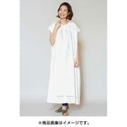 IAN-0401 マシロOP WHITE [ワンピース レディース]