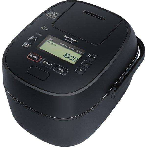 SR-MPA100-K [可変圧力IHジャー炊飯器 HIGH STANDARDシリーズ おどり炊き 5.5合炊き ブラック]