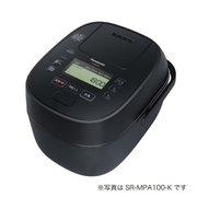 SR-MPA180-K [可変圧力IHジャー炊飯器 HIGH STANDARDシリーズ おどり炊き 1升炊き ブラック]