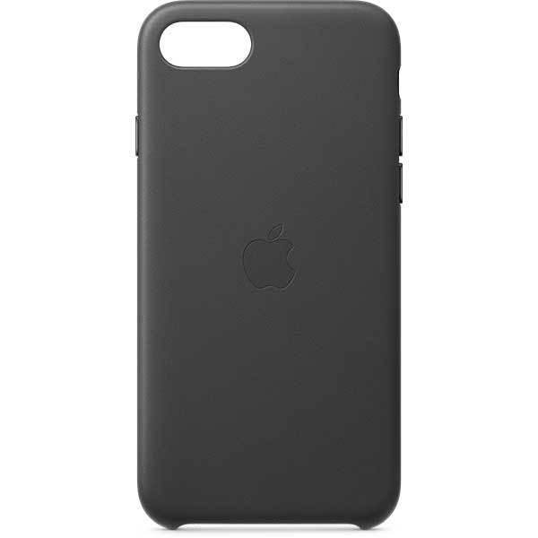 iPhone SE レザーケース ブラック [MXYM2FE/A]
