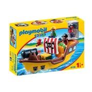 9118 [プレイモービル プレモ1・2・3 シリーズ 海賊船(2020)]