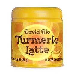 ヨドバシ Com 東洋ベバレッジ Toyo Beverage David Rio デビッドリオ デビッドリオ ターメリックラテ 80g カフェインフリー 粉末タイプ 通販 全品無料配達