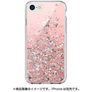 SE_IS2CSPTSF_TS [Switch Easy iPhone SE(第2世代)/8/7 4.7インチ用 Star Field デザインケース Transparent Rose]