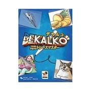 デカルコ:フラガとデカドのトレースマスター 日本語版 [ボードゲーム]