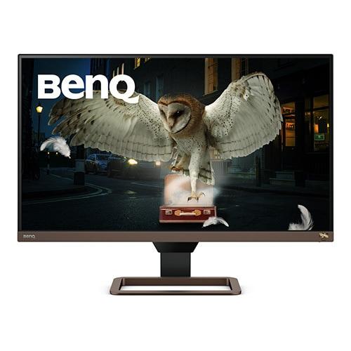 EW2780U [液晶モニタ/27インチ/4K/IPS/HDRi/sRGB99%カバー/treVoloスピーカー/HDMI/DP/USB-C/60W給電]
