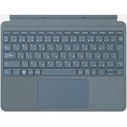 KCS-00123 [Surface Go Signature  タイプ カバー アイスブルー]