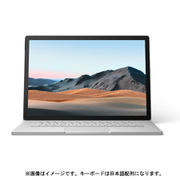 SMV-00018 [Surface Book 3(サーフェスブック 3) 15インチ/Core i7-1065G7/メモリ 32GB/SSD 1TB/NVIDIA GeForce GTX 1660 Ti(Max-Q デザイン)/Windows 10 Home/Office Home and Business 2019/日本語配列/プラチナ]