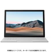 V6F-00018 [Surface Book 3(サーフェスブック 3) 13.5インチ/Core i5-1035G7/メモリ 8GB/SSD 256GB/インテル Iris Plus グラフィックス/Windows 10 Home/Office Home and Business 2019/日本語配列/プラチナ]