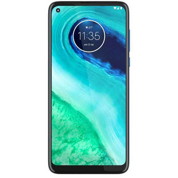 PAJG0000JP [SIMフリースマートフォン moto g8 Android 10.0/メインメモリ 4GB/内部ストレージ 64GB/ノイエブルー]