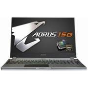 XB-8JP2130MP [AORUS 15G Core i7-10875H/16GB メモリ/512GB SSD/RTX 2070 SUPER MAX Q/Windows 10 Pro/15.6FHD/英語配列]
