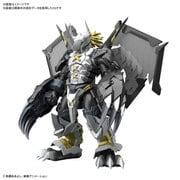Figure-rise Standard Amplified ブラックウォーグレイモン [キャラクタープラモデル 2021年6月再生産]