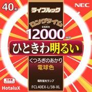 FCL40EX-L/38-XL [丸形蛍光灯 ライフルック 電球色 40形]