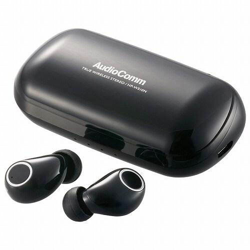 HP-W510N-K [Bluetooth完全ワイヤレスイヤホン ブラック]