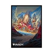 マジック:ザ・ギャザリング プレイヤーズカードスリーブ イコリア:巨獣の棲処 トライオーム ラウグリン MTGS-132 [トレーディングカード用品]