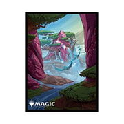 マジック:ザ・ギャザリング プレイヤーズカードスリーブ イコリア:巨獣の棲処 トライオーム ケトリア MTGS-133 [トレーディングカード用品]