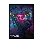 マジック:ザ・ギャザリング プレイヤーズカードスリーブ イコリア:巨獣の棲処 トライオーム インダサ MTGS-134 [トレーディングカード用品]