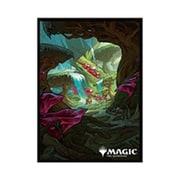 マジック:ザ・ギャザリング プレイヤーズカードスリーブ イコリア:巨獣の棲処 トライオーム ゼイゴス MTGS-135 [トレーディングカード用品]